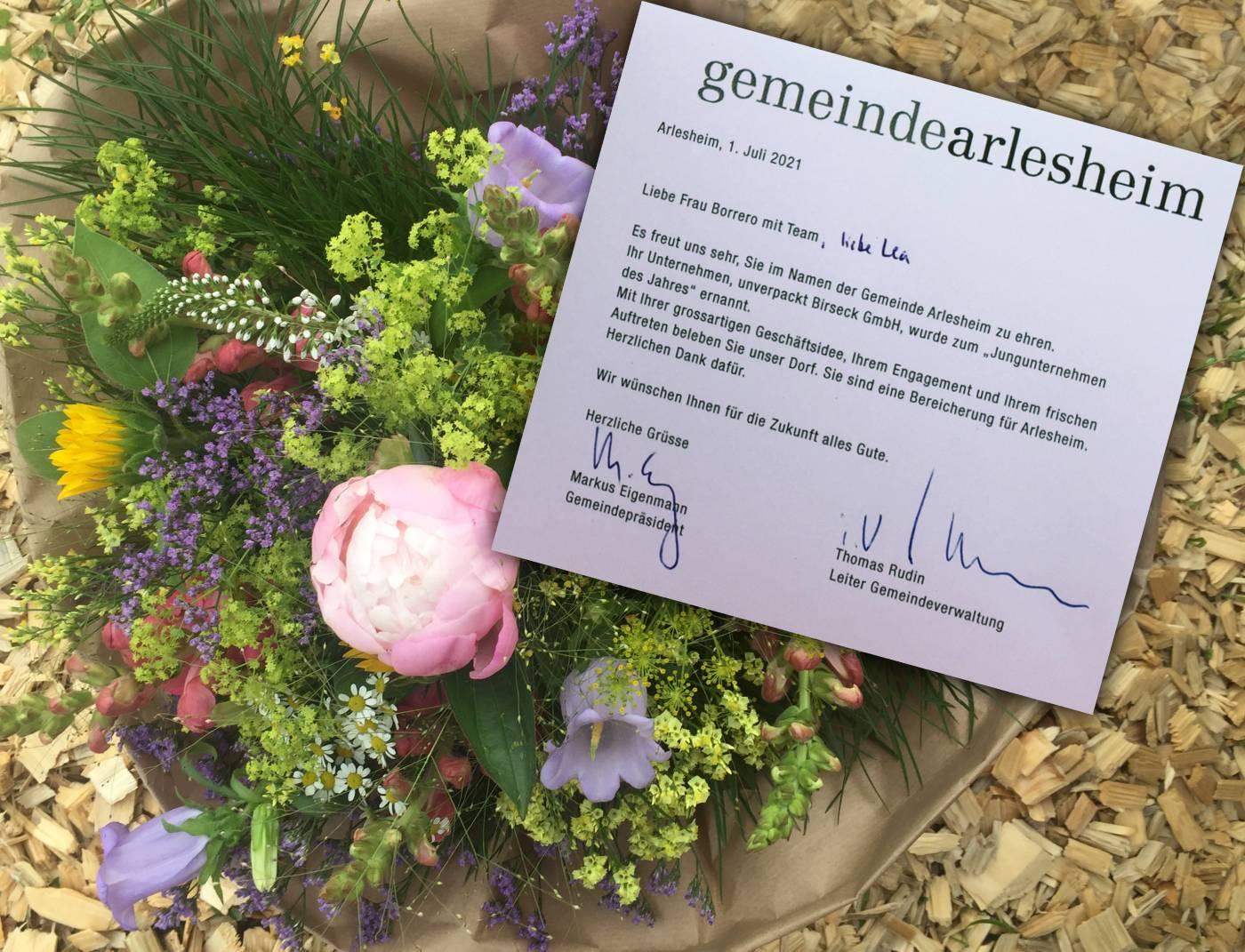 Unverpackt Birseck   Gemeinsam gegen den Verpackungswahn, der Unverpackt-Laden in Arlesheim