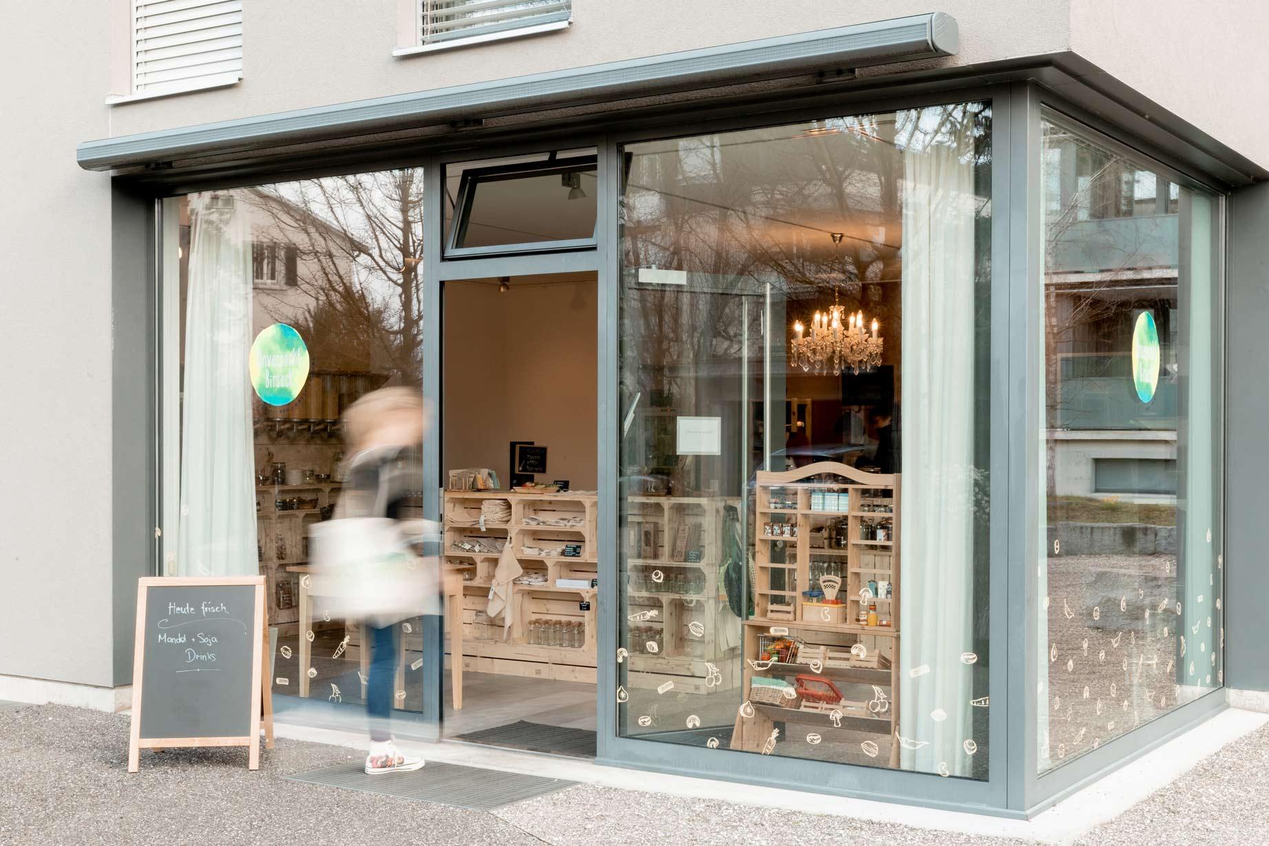 Unverpackt Birseck | Gemeinsam gegen den Verpackungswahn, der Unverpackt-Laden in Arlesheim